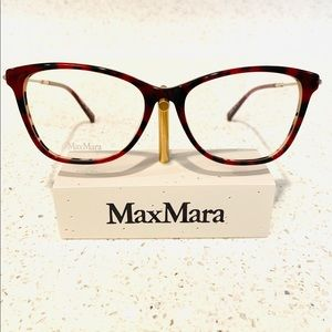 Max Mara MM1420 0UC Red Tort NEW RELEASE!!